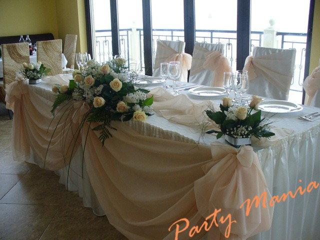 Wedding agency party mania weddings wedding decoration in bourgas wedding agency party mania model investbulgaria junglespirit Image collections