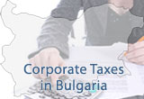 Corporate Taxes in Bulgaria