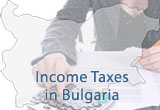 Income Taxes in Bulgaria