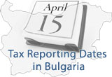 Reporting Dates in Bulgaria