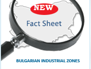 INDUSTRIAL ZONES IN BULGARIA 2010