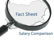 SALARY COMPARISON BULGARIA - WESTERN EUROPE (2010)