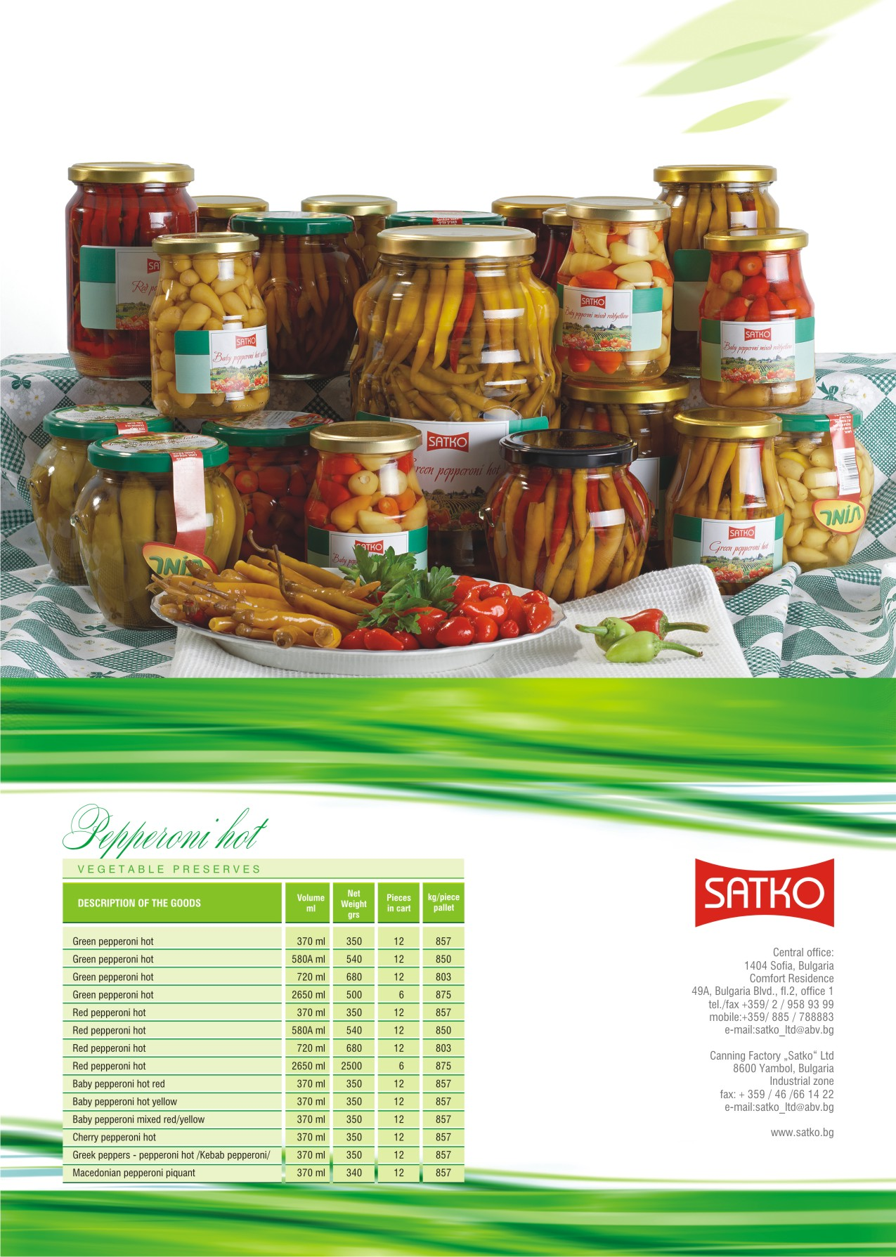 SATKO LTD  - Invest Bulgaria.com