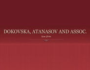 Dokovska, Atanasov and Partners