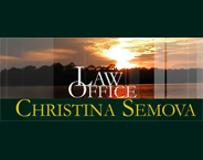 LAW OFFICE SEMOVA BURGAS