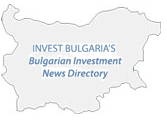 BULGARIAN BOURSE UP, FOREIGN MARKETS BATH IN BLOOD RED