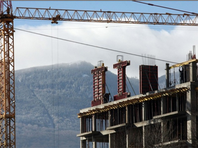 The district of Studentski Grad to be built up with 20-storey buildings