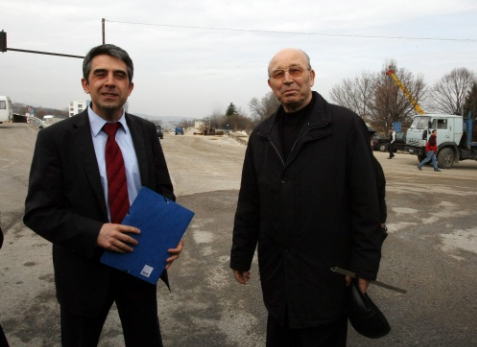 BULGARIAN CONSTRUCTION CO WINS BID FOR SOFIA BELTWAY