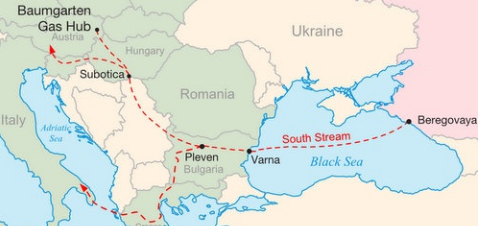 SERBIA READY TO START BUILDING SOUTH STREAM