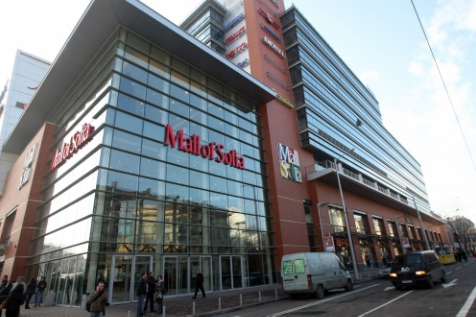 RENT PRICES IN BULGARIAN MALLS DOWN BY 25% Y/Y