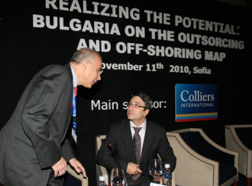 OUTSOURCING FORUM INDICATES BULGARIA CAN BE 'SILICON VALLEY' OF BLACK SEA REGION