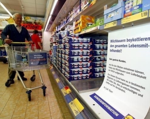 GERMAN RETAILER LIDL STORMS BULGARIA LOW-END MARKET