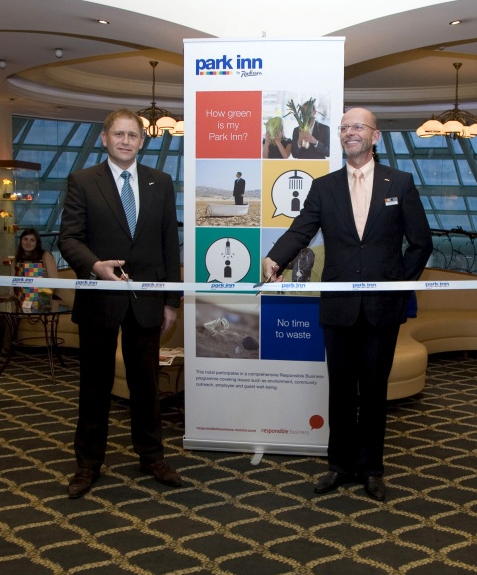 REZIDOR OPENS FIRST PARK INN HOTEL IN BULGARIA, NO 100 IN CHAIN