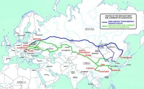 BULGARIA, CHINA INK MEMORANDUM ON HIGH-SPEED RAILWAY