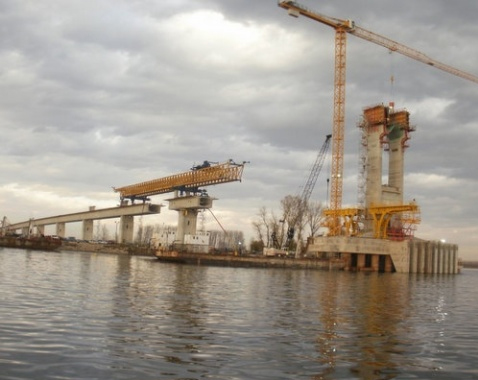 60% OF 2ND BULGARIA-ROMANIA DANUBE BRIDGE READY