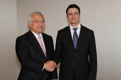 TOSHIBA TO OPEN EMEA OFFICE IN BULGARIA
