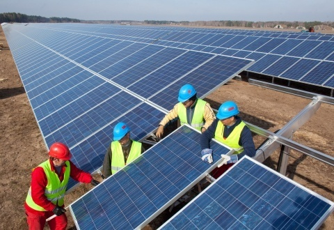 DUTCH COMPANY TO INVEST IN BULGARIAN SOLAR POWER PARK