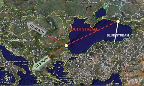 German Wintershall Enters South Stream Pipeline - Invest Bulgaria com