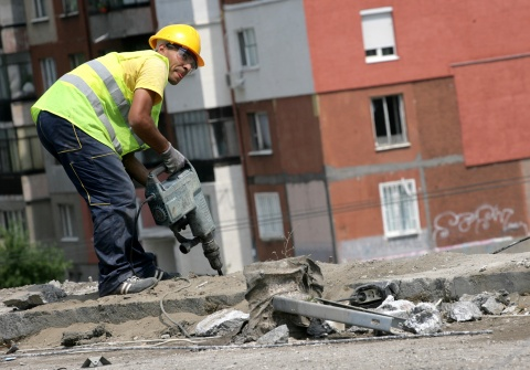BULGARIA'S CAPITAL LAUNCHES REPAIR WORKS ON MAIN BOULEVARDS