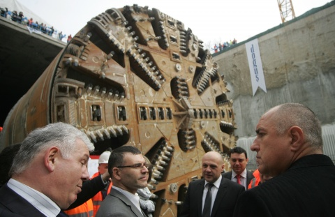 BULGARIAN GOVT EAGER TO LAUNCH 2ND SOFIA METRO LINE AHEAD OF SCHEDULE