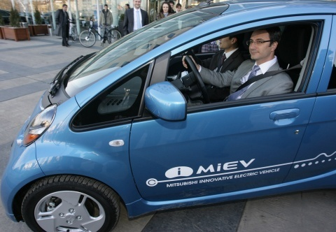 FIRST UK ELECTRIC CARS TO BE ASSEMBLED IN BULGARIA IN 2011