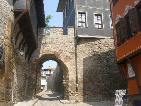 UN CHIEF FASCINATED WITH BULGARIA'S PLOVDIV OLD TOWN