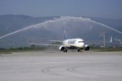 RYANIAR CARRIES OUT FIRST MILANO-PLOVDIV FLIGHT