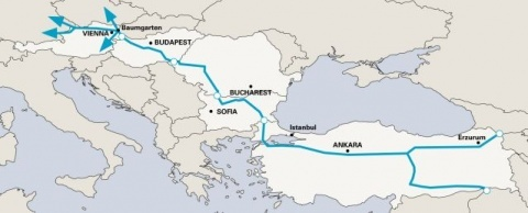 BULGARIA TO SIGN ON NABUCCO PIPELINE IN TURKEY ON JUNE 6