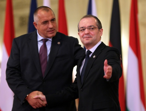 BORISOV, BOC TO OPEN FACTORY OF BULGARIAN FIRM MONBAT IN ROMANIA
