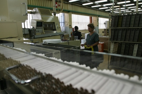 3 TOBACCO GIANTS EYE BULGARIA'S BULGARTABAC