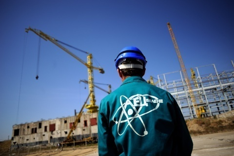 BULGARIA WANTS TO FREEZE BELENE NUCLEAR PROJECT AGAIN