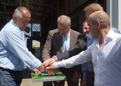 BGN 50 M WASTE RECYCLING PLANT LAUNCHED IN BULGARIA'S VARNA