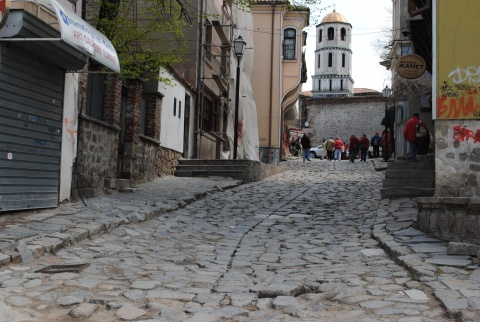 BULGARIA'S PLOVDIV BOASTS INCREASE OF TOURIST VISITS