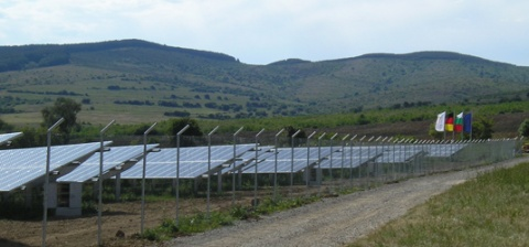 GERMAN FIRM GEHRLICHER COMPLETES BULGARIAN SOLAR PLANT