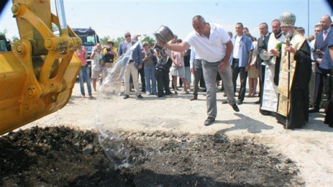 BULGARIA LAUNCHES CONSTRUCTION OF MARITSA HIGHWAY