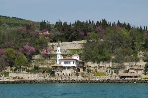 BULGARIA'S BALCHIK PALACE TURNS ATTRACTIVE WEDDING SPOT