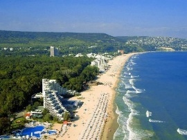 BULGARIA EXPECTS 14% GROWTH OF TOURISTS ON BLACK SEA
