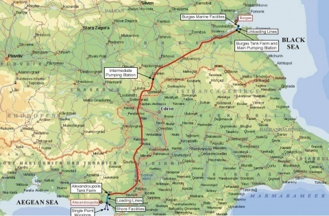 BULGARIAN GOVT GRANTS NEW 'FINAL' EXTENSION ON BA OIL PIPELINE