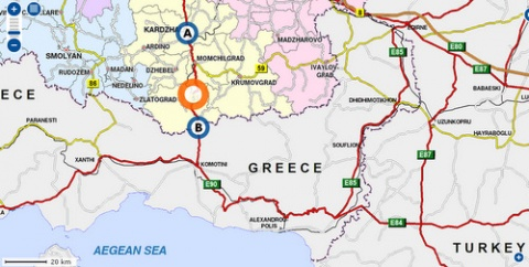BULGARIA TO START BUILDING LONG-AWAITED SECTION OF DANUBE-AEGEAN ROAD