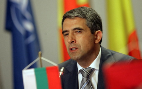 BULGARIAN PRESIDENT CITES SMES AS EXCLUSIVE PRIORITY