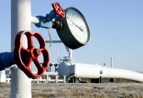 BULGARIA TO START BUILDING GAS LINK WITH ROMANIA AUGUST 2012