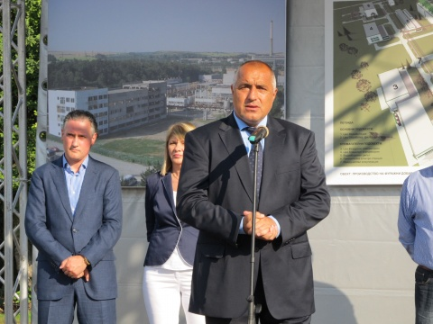 BULGARIA PM TO INAUGURATE TRAKIA HIGHWAY STRETCH, NEW ROAD JUNCTION