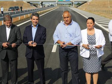 Key Highway Section Opened in Bulgaria