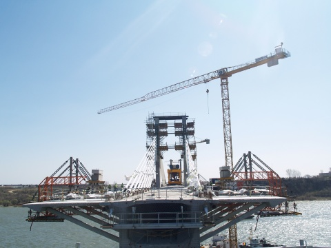 2nd Bulgaria-Romania Danube Bridge to Be Ready by End 2012