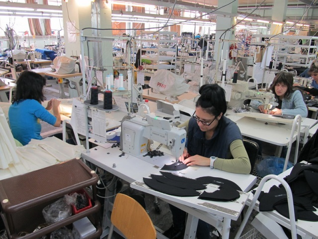 BULGARIA'S TEXTILE INDUSTRY EXPECTS FURTHER GROWTH