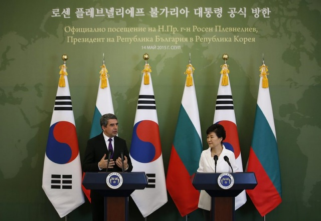SKOREA, BULGARIA TO WORK TOGHETHER ON INFRASTRUCTURE
