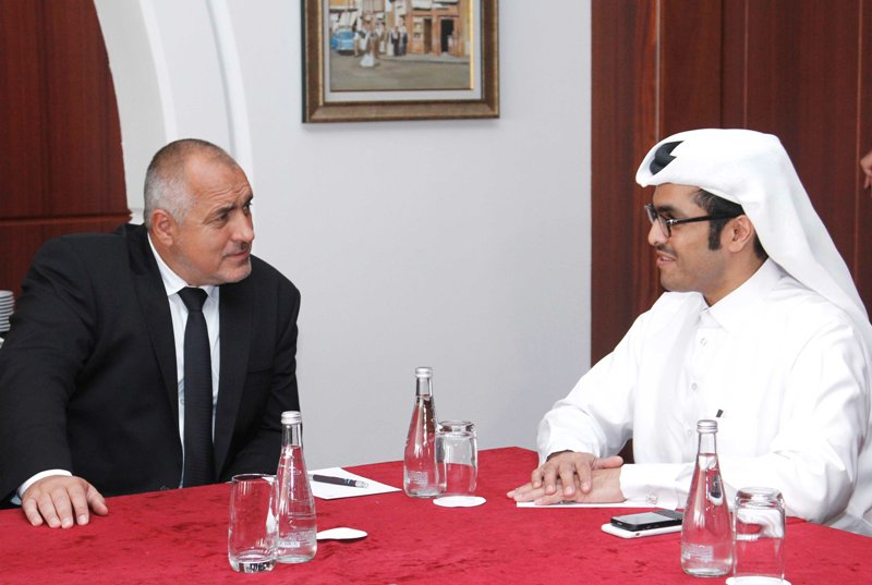 QATAR IS INTERESTED IN INVESTMENT IN TRANSPORT INFRASTRUCTURE, ENERGY AND AGRICULTURE