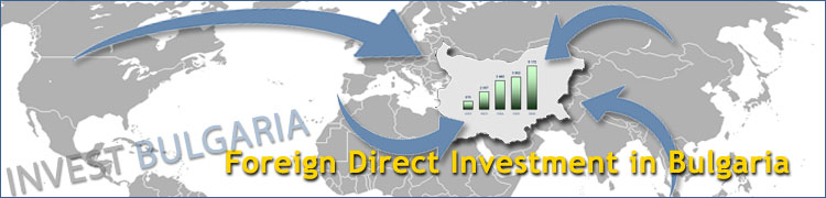 Foreign Direct Investment in Bulgaria by Country