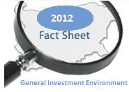 GENERAL INVESTMENT ENVIRONMENT (2012)