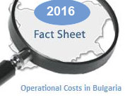 OPERATIONAL COSTS IN BULGARIA (2016)